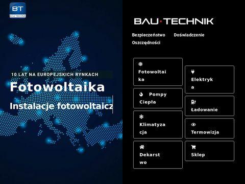 Bau-tec.com.pl
