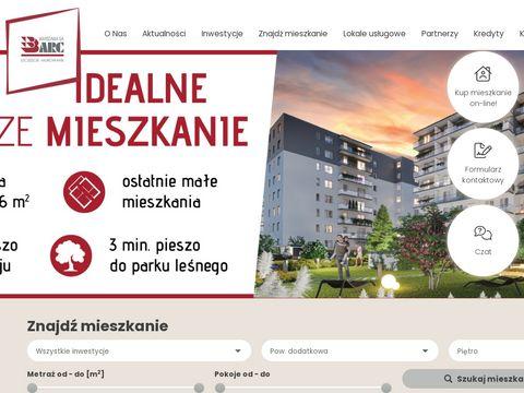 Barc sprzedaż domów Warszawa Wawer