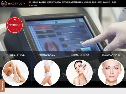 Klinika estetyki ciała Beauty Duty