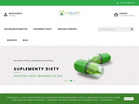 Bionaturalfit - naturalne kosmetyki