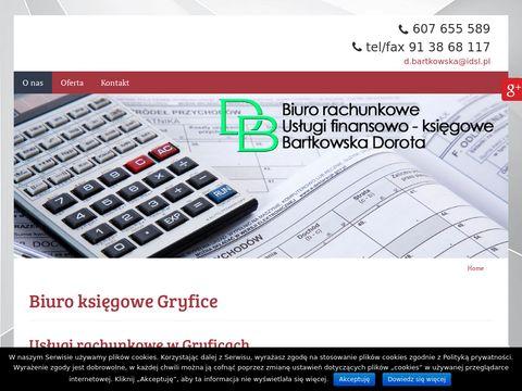 Bartkowska Dorota księgowość firm