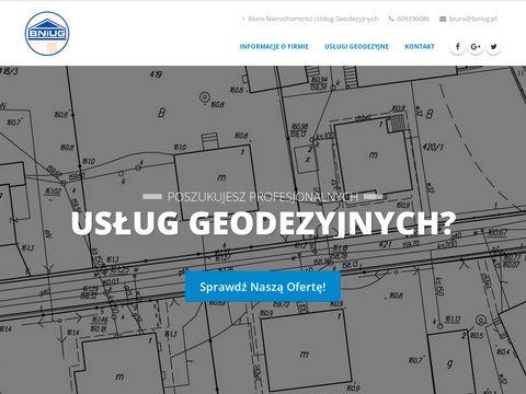 Geodezja w Lublinie
