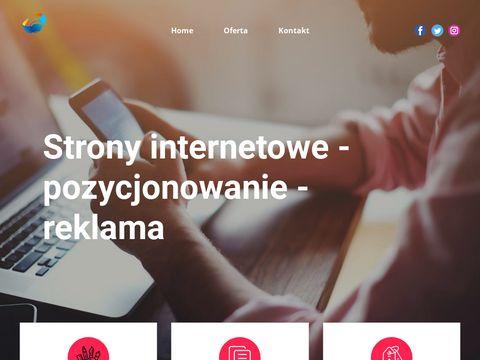 CSky tworzenie stron www