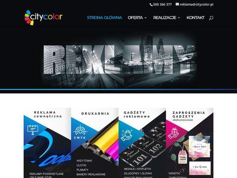 Citycolor siatka mesh