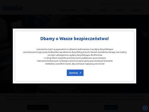 Cleancarmyjnia.pl