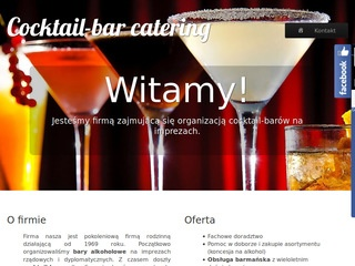 Cocktail-bar catering