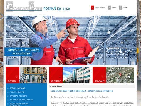 Constructorpoznan.pl