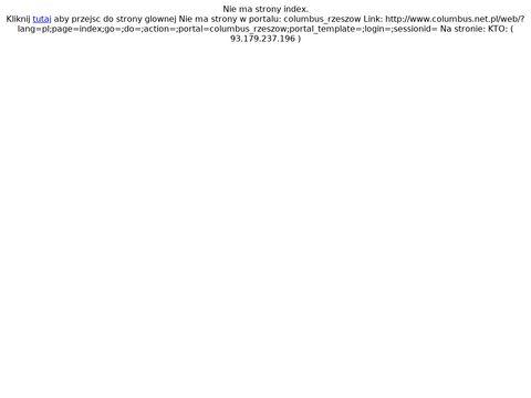 Columbus.net.pl