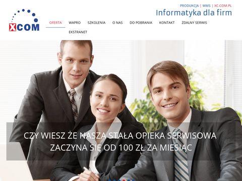 Xc.com.pl - rejestracja w giodo