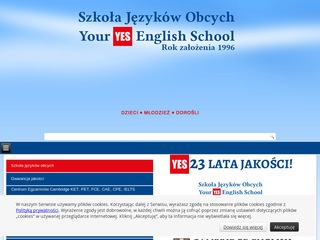 Yes-school.pl