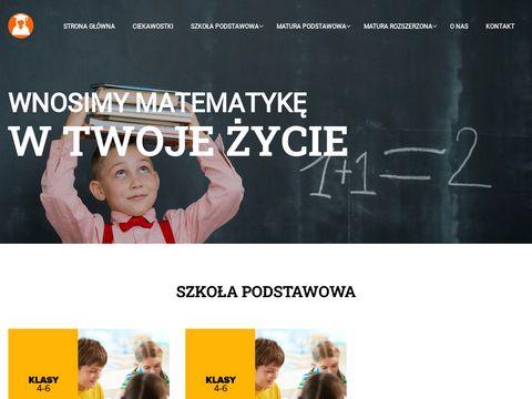 Zadaniazmatmy.pl - matura