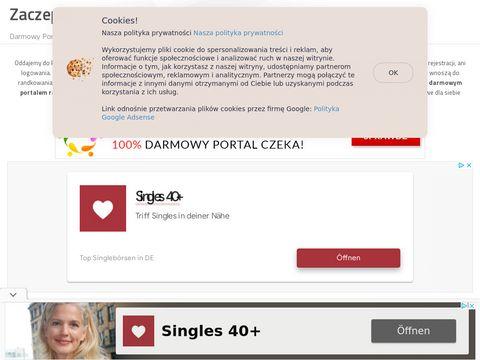 Zaczepka.net - portal randkowy