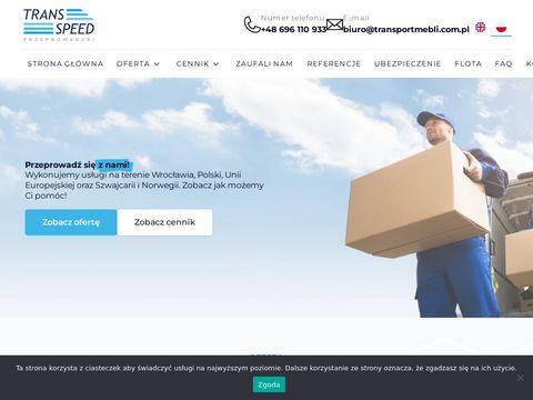Przeprowadzki biura Wrocław