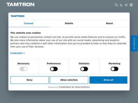 Tamtrongroup.com dynamiczne wagi