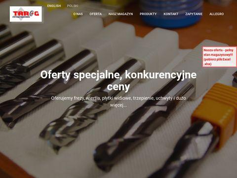 Firma Tar-G narzędzia skrawające