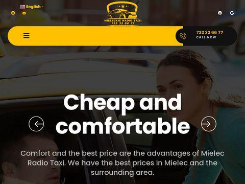 Mieleckie Radio Taxi