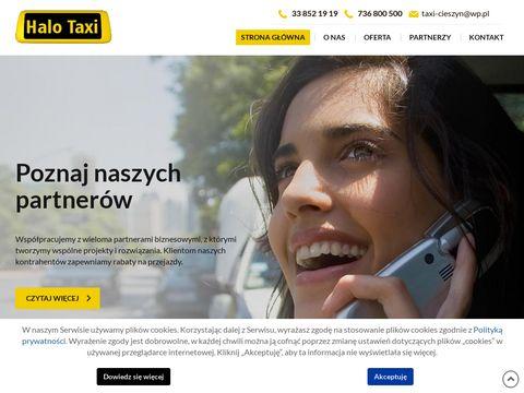 Halo Taxi Cieszyn