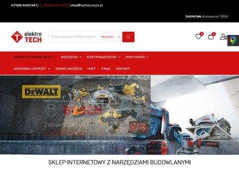 Techniczny24.pl - elektronarzędzia