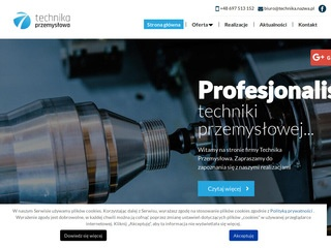 Technikaprodukcyjna.com obróbka