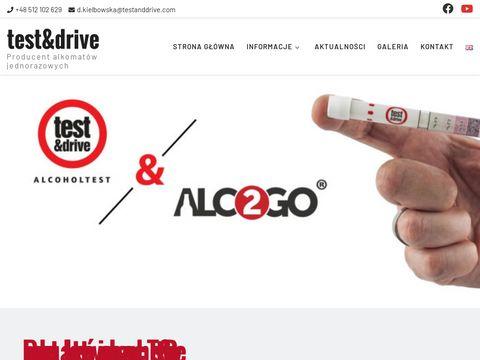 Testanddrive.com - alkotesty