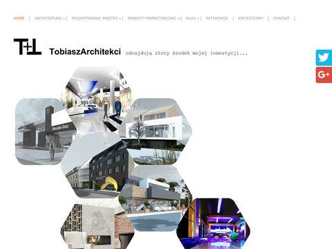Tobiasz Architekci projekt