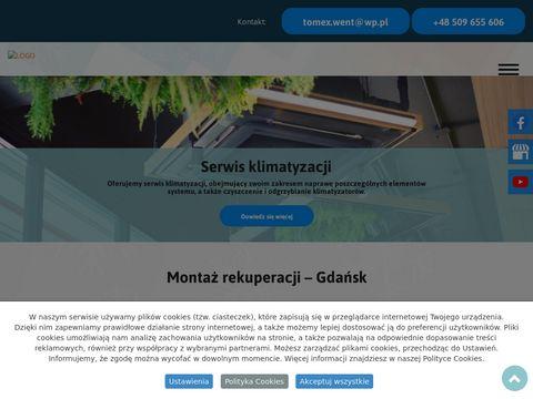Tomex-klimatyzacja.pl