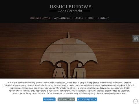 Uslugibiurowe-lubuskie.pl