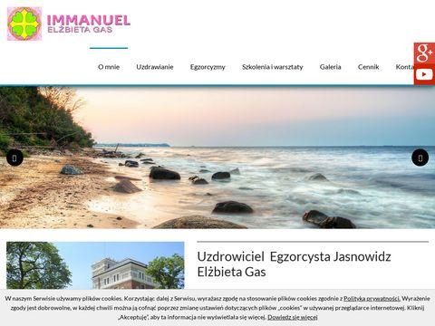 Uzdrowicielimmanuel.pl