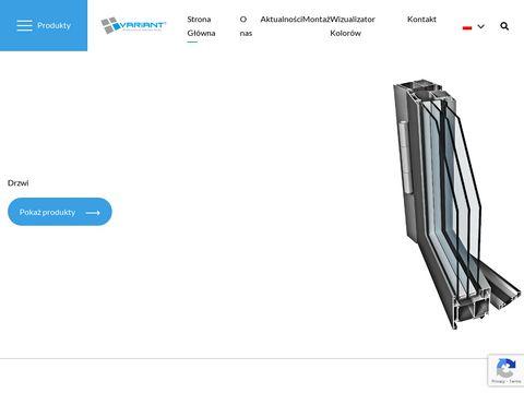 Variant-okna.pl