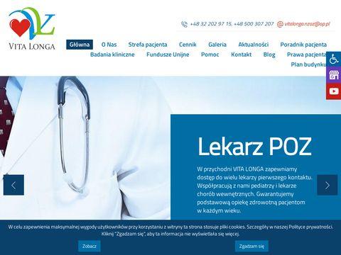 Vita Longa stomatologia Katowice