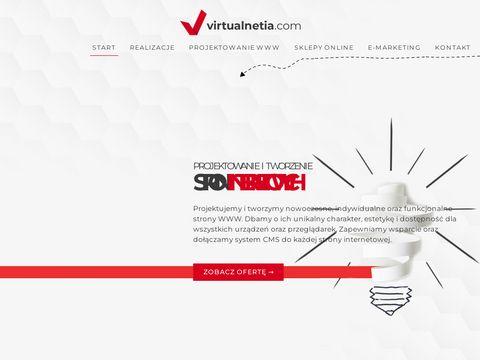 Virtualnetia - agencja interaktywa