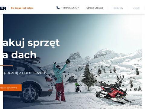 Voyager.info.pl bagażniki
