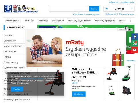 Wszystkodosprzatania.com.pl