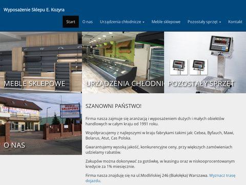 Wyposazeniesklepu.com.pl