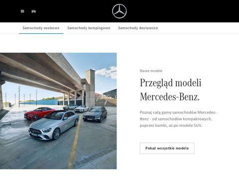 Mercedes-Benz Warszawa sprinter