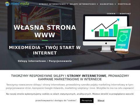 Webstart.com.pl - sklepy www