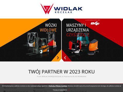 Widlak-serwis.pl wynajem