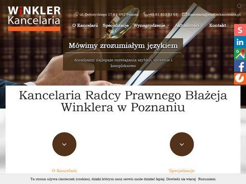 Błażej Winkler
