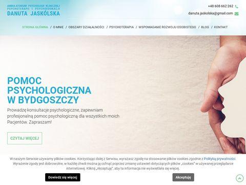 Psycholog-bydgoszcz.net