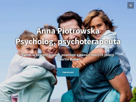 Anna Piotrowska - psycholog