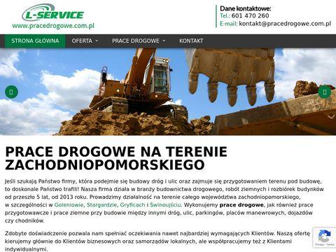 Pracedrogowe.com.pl