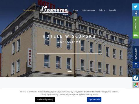 Przymorze.com.pl hotel w słupsku