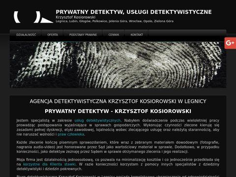 Prywatnydetektywlegnica.pl