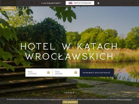 Pałac Krobielowice konferencje