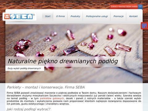 Parkiety.seba.pl