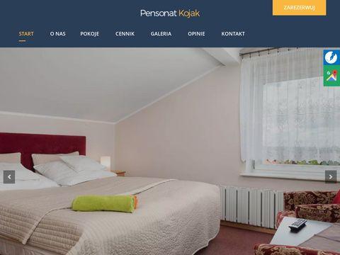 Pensjonatkojak.pl hotel