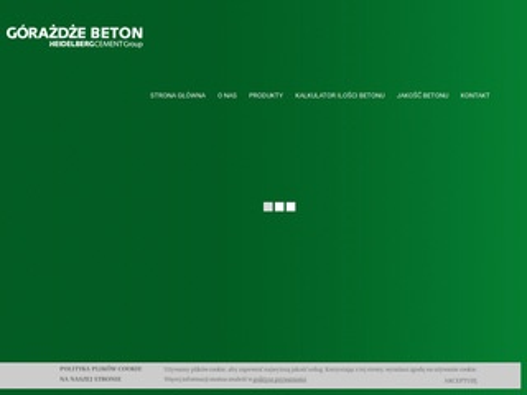 Pewnybeton.pl - produkcja betonu