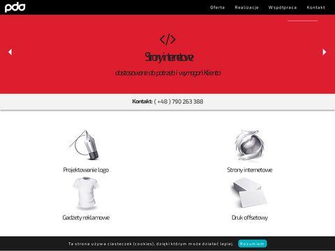 Strony internetowe Kielce