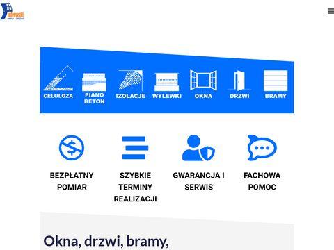 Piotrowski-okna.pl wylewki