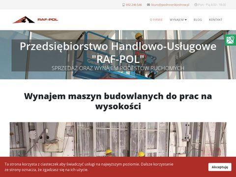 Podnosnikiostrow.pl